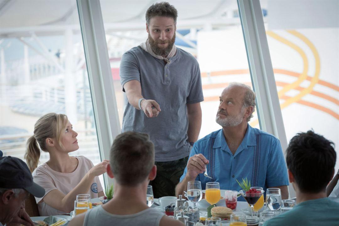 Hija de su padre? : Foto Kelsey Grammer, Kristen Bell, Seth Rogen
