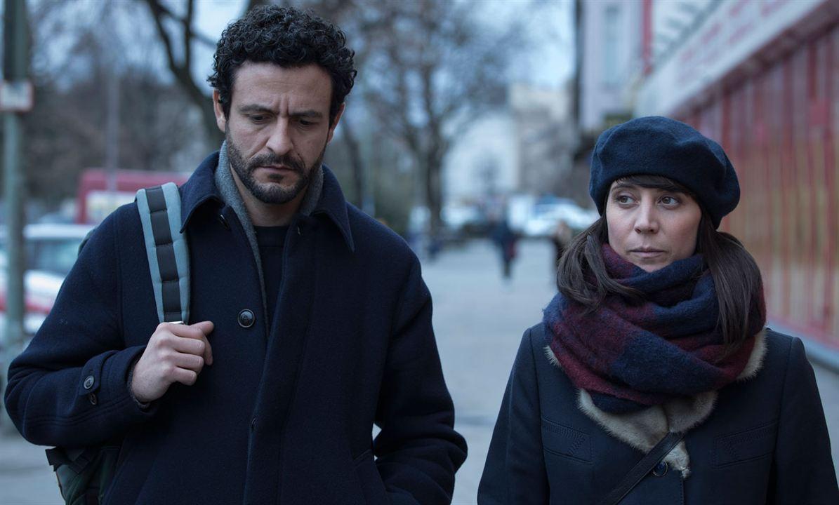 Las distancias : Foto Isak Férriz, Maria Ribera