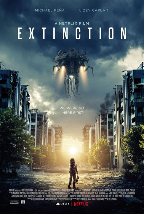 Extinction : Cartel