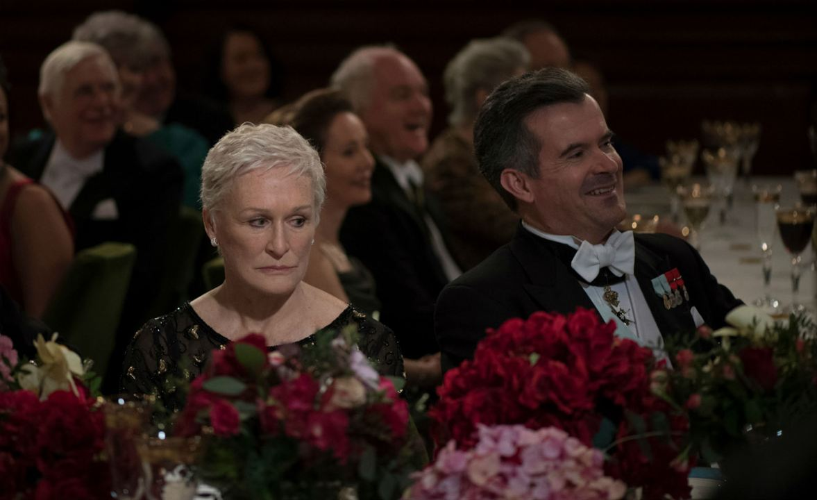 La buena esposa : Foto Glenn Close