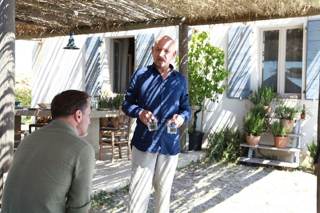 Intrigo: Death of an Author : Foto Ben Kingsley, Benno Fürmann