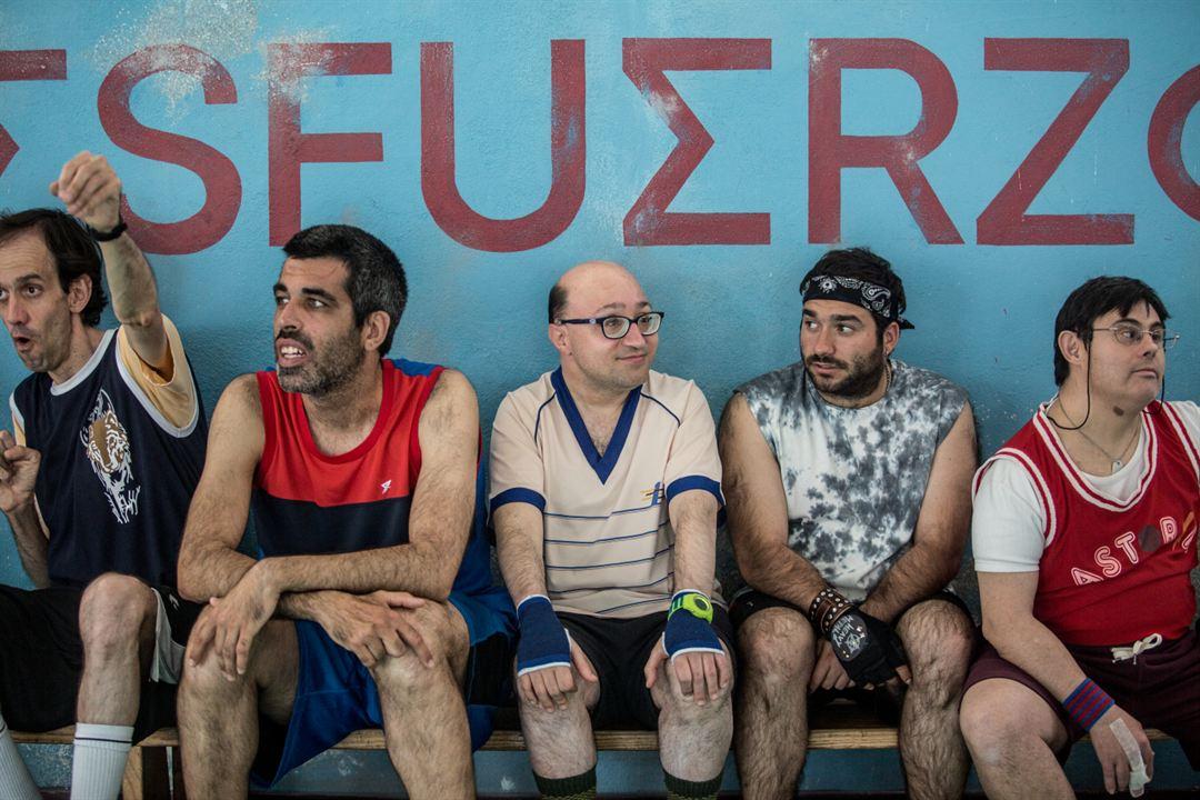 Campeones : Foto Alberto Nieto Fernández, Fran Fuentes, Jesús Lago, Jesús Vidal, Roberto Sanchez