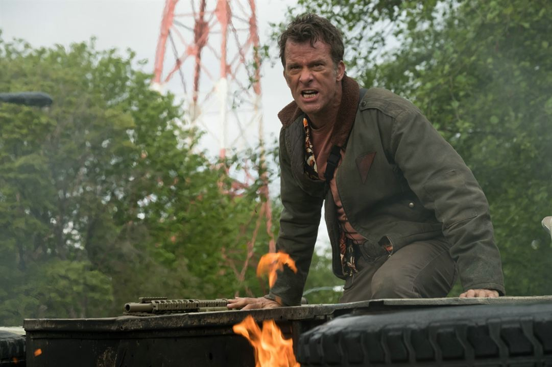 Predator : Foto Thomas Jane