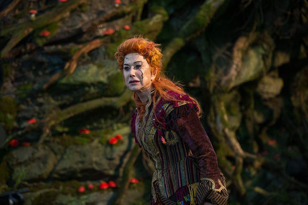 El Cascanueces y los Cuatro Reinos : Foto Helen Mirren