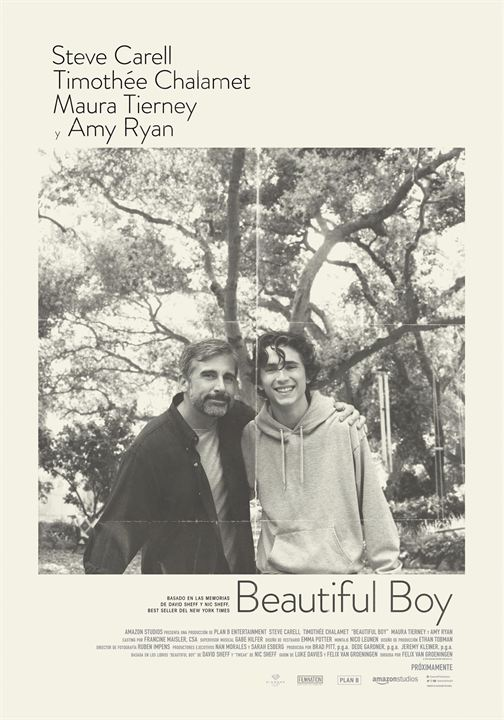 Beautiful Boy : Cartel