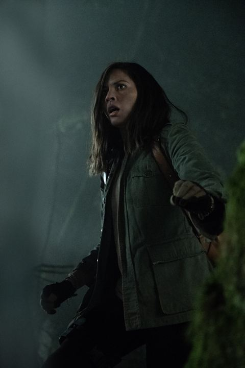 Predator : Foto Olivia Munn