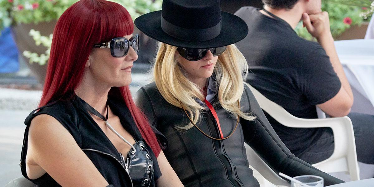 JT LeRoy : Foto Kristen Stewart, Laura Dern