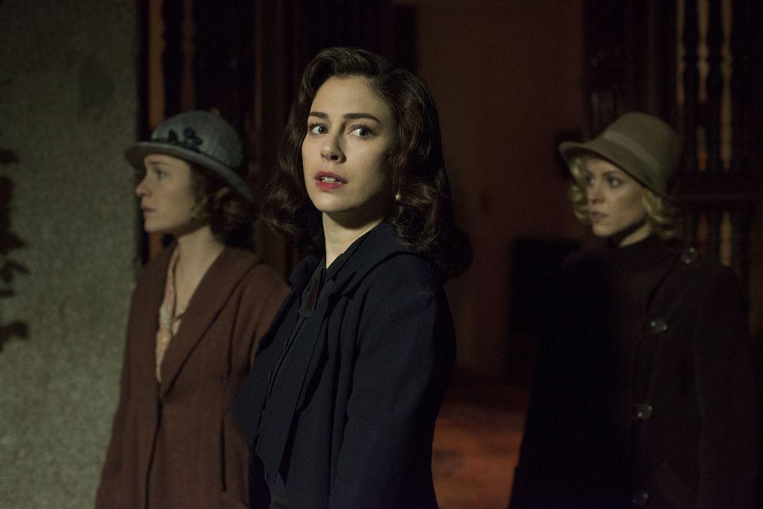 Foto Blanca Suárez, Maggie Civantos, Nadia de Santiago