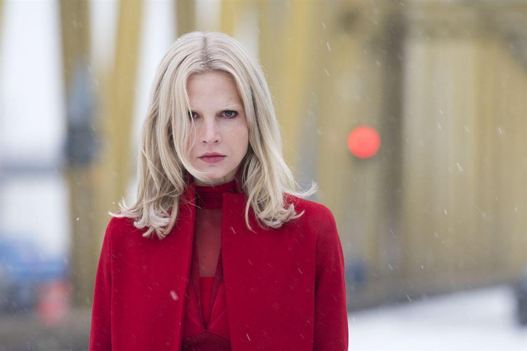 Millennium: Lo que no te mata te hace más fuerte : Foto Sylvia Hoeks