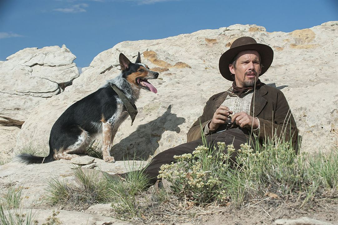In A Valley Of Violence : Foto Ethan Hawke