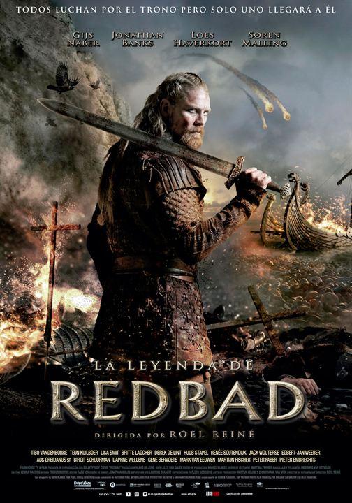La leyenda de Redbad : Cartel