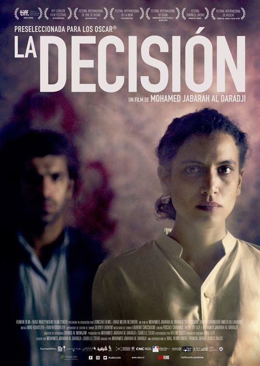 La decisión : Cartel