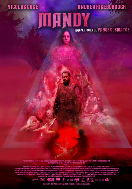 Mandy : Cartel