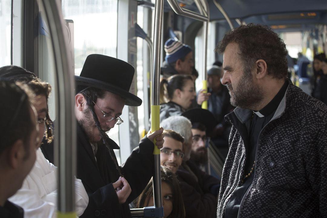 A Tramway in Jerusalem : Foto Pippo Delbono