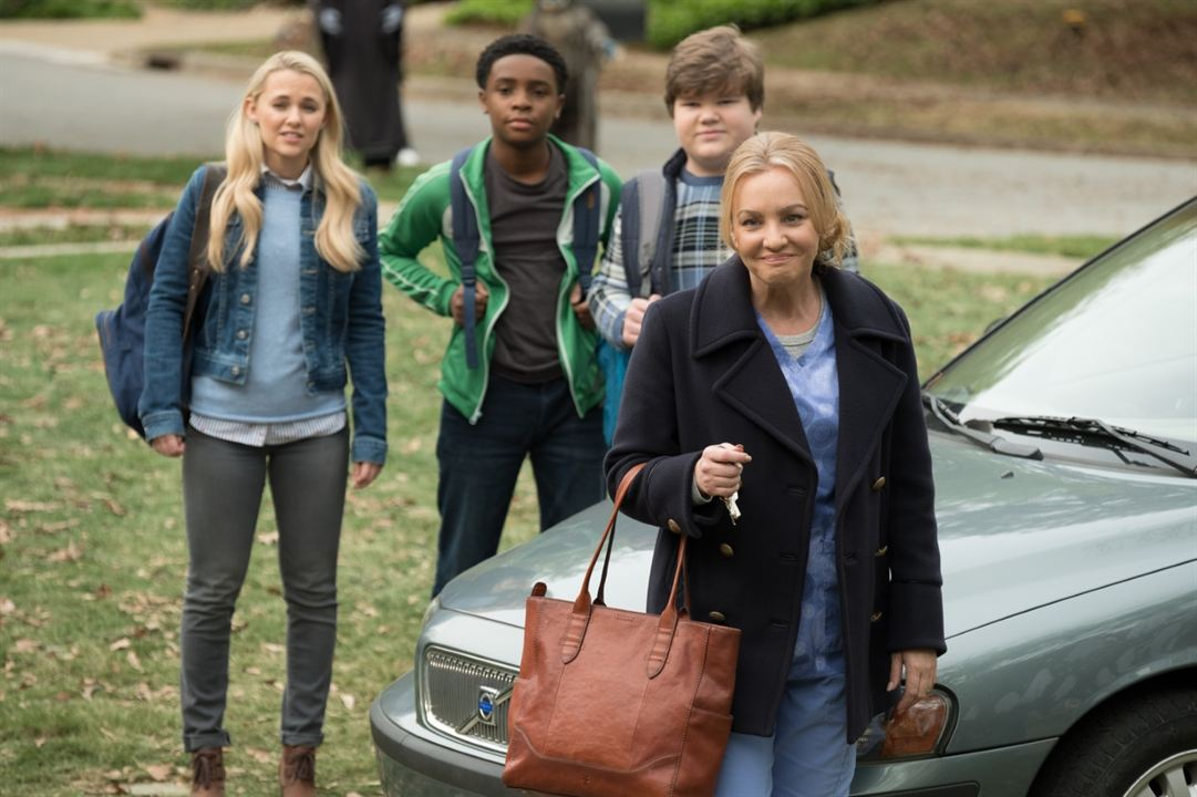 Pesadillas 2: Noche de Halloween : Foto Caleel Harris, Jeremy Ray Taylor, Madison Iseman, Wendi McLendon-Covey