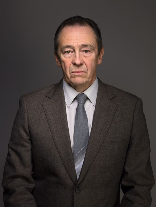 Rey de ladrones : Couverture magazine Paul Whitehouse