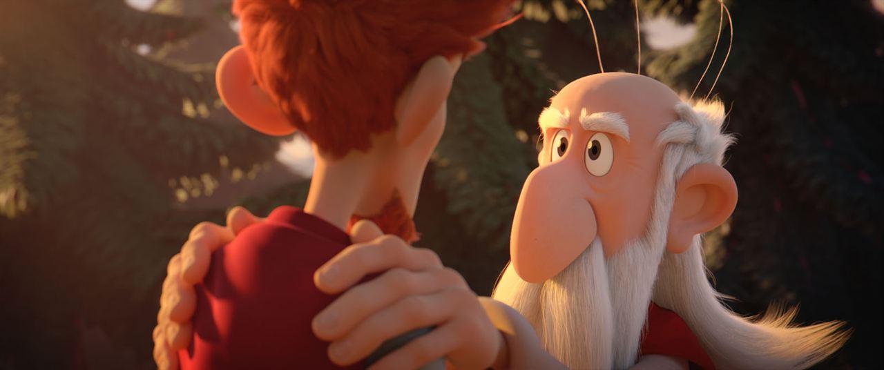 Astérix: El secreto de la poción mágica : Foto
