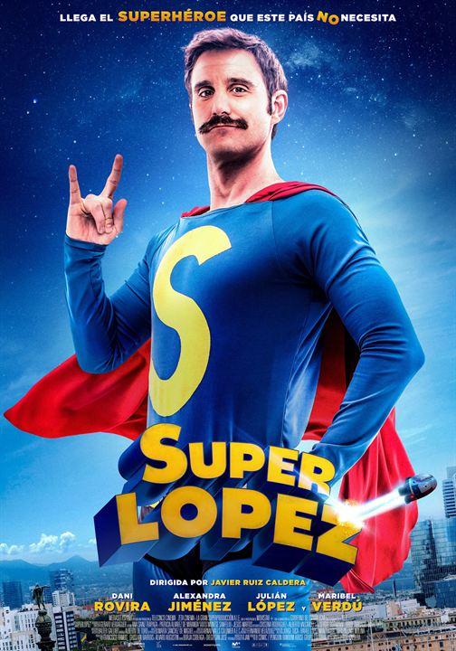 Superlópez : Cartel