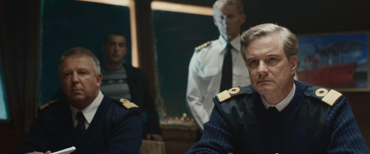 Kursk : Foto Colin Firth