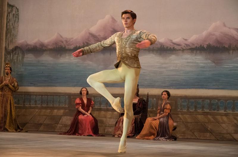 El bailarín : Foto