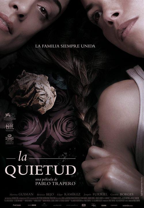 La quietud : Cartel
