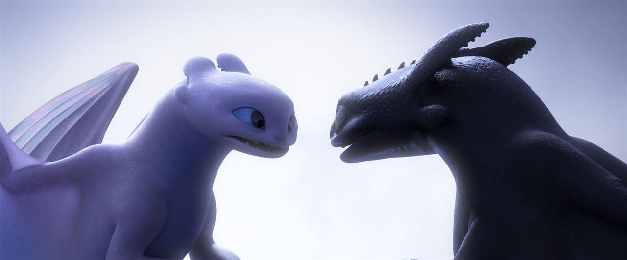 Cómo entrenar a tu dragón 3 : Foto