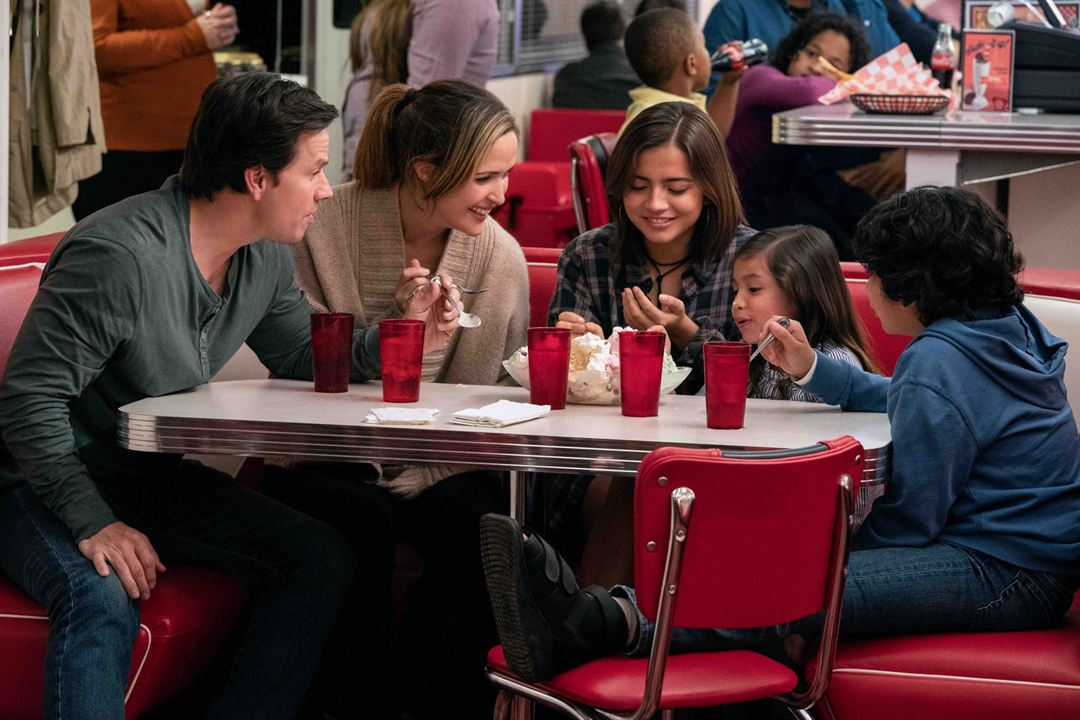 Familia al instante : Foto Isabela Moner, Mark Wahlberg, Rose Byrne