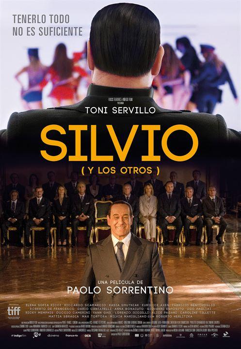 Silvio (y los otros) : Cartel