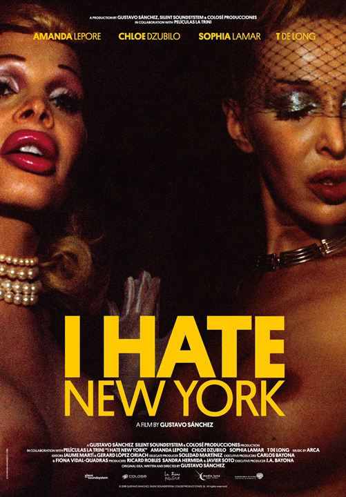 I Hate New York : Cartel