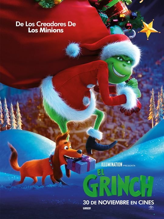 El Grinch : Cartel