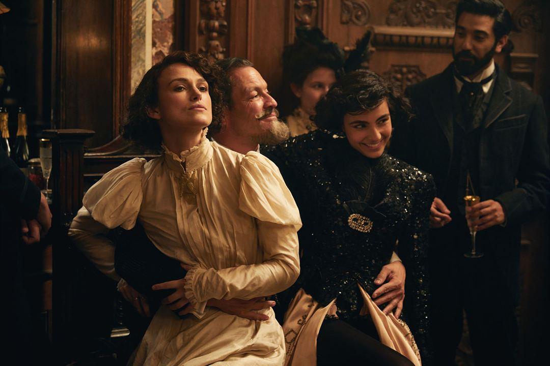 Colette : Foto Aiysha Hart, Dominic West, Keira Knightley
