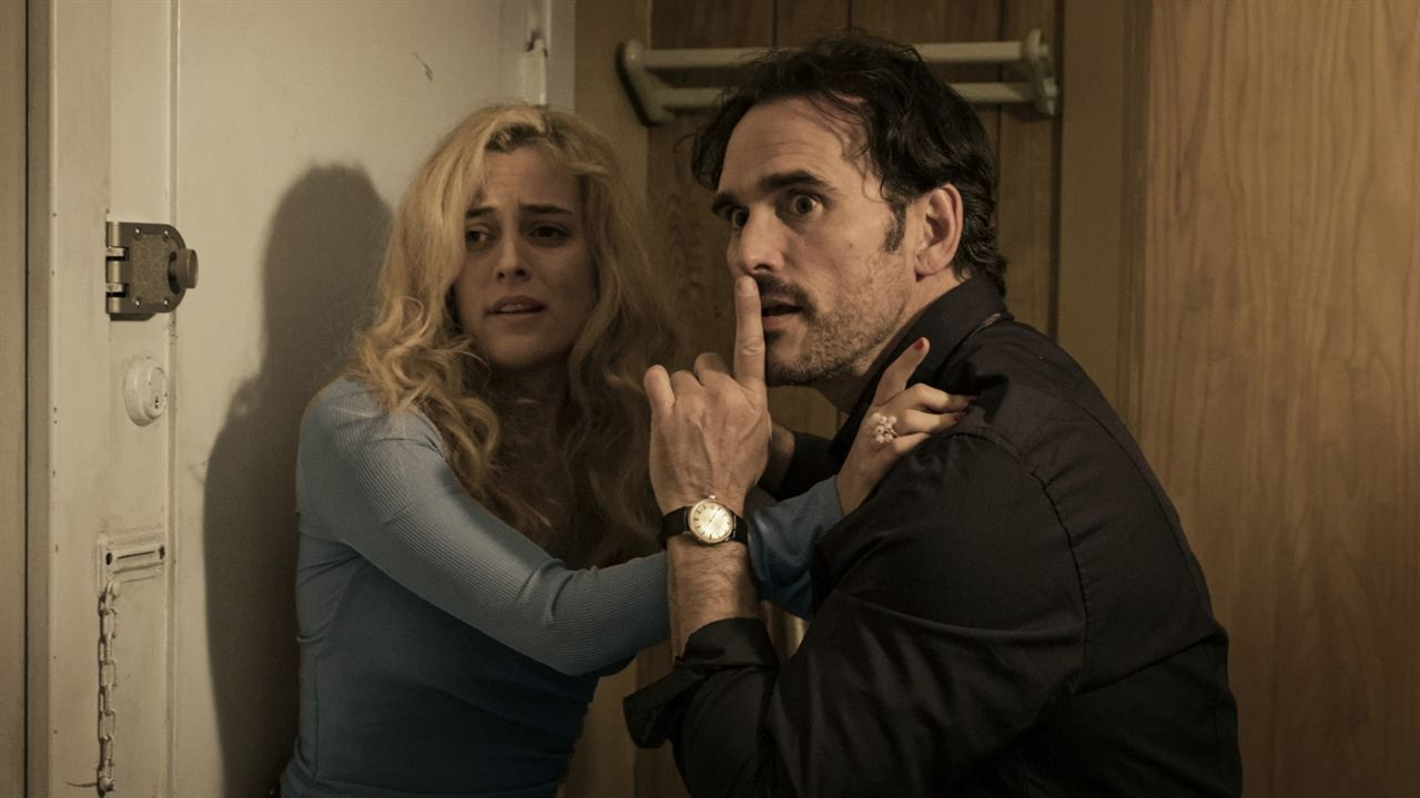 La casa de Jack : Foto Matt Dillon, Riley Keough