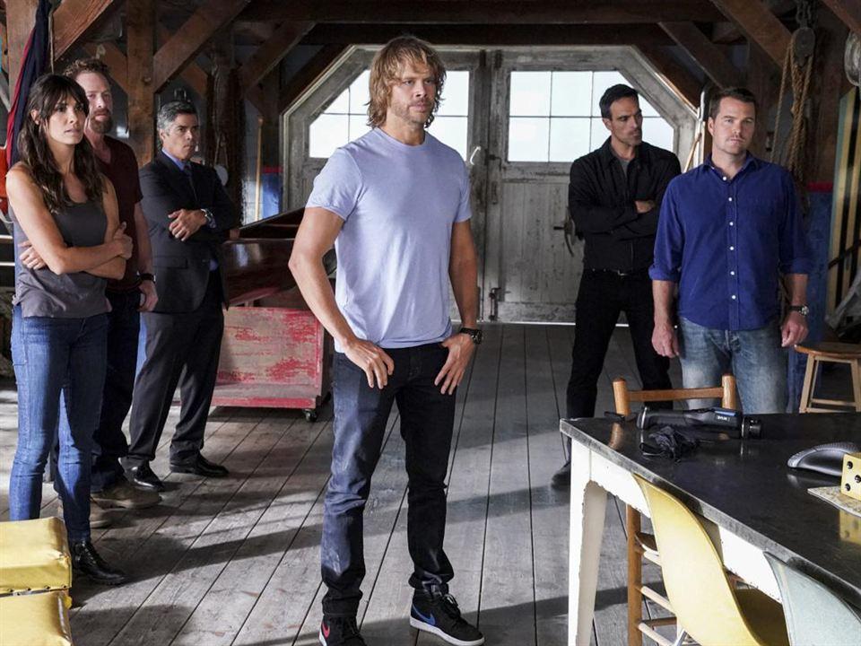 Foto Chris O'Donnell, Daniela Ruah, Eric Christian Olsen, Esai Morales, Max Martini
