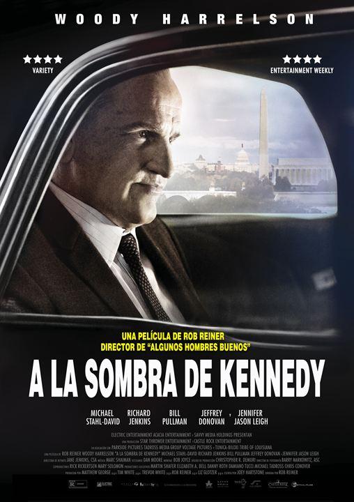 A la sombra de Kennedy : Cartel