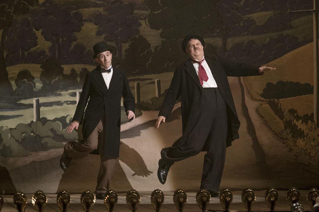 El Gordo y el Flaco (Stan & Ollie) : Foto John C. Reilly, Steve Coogan