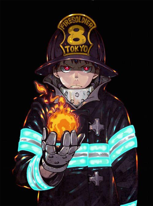 Fire Force : Cartel