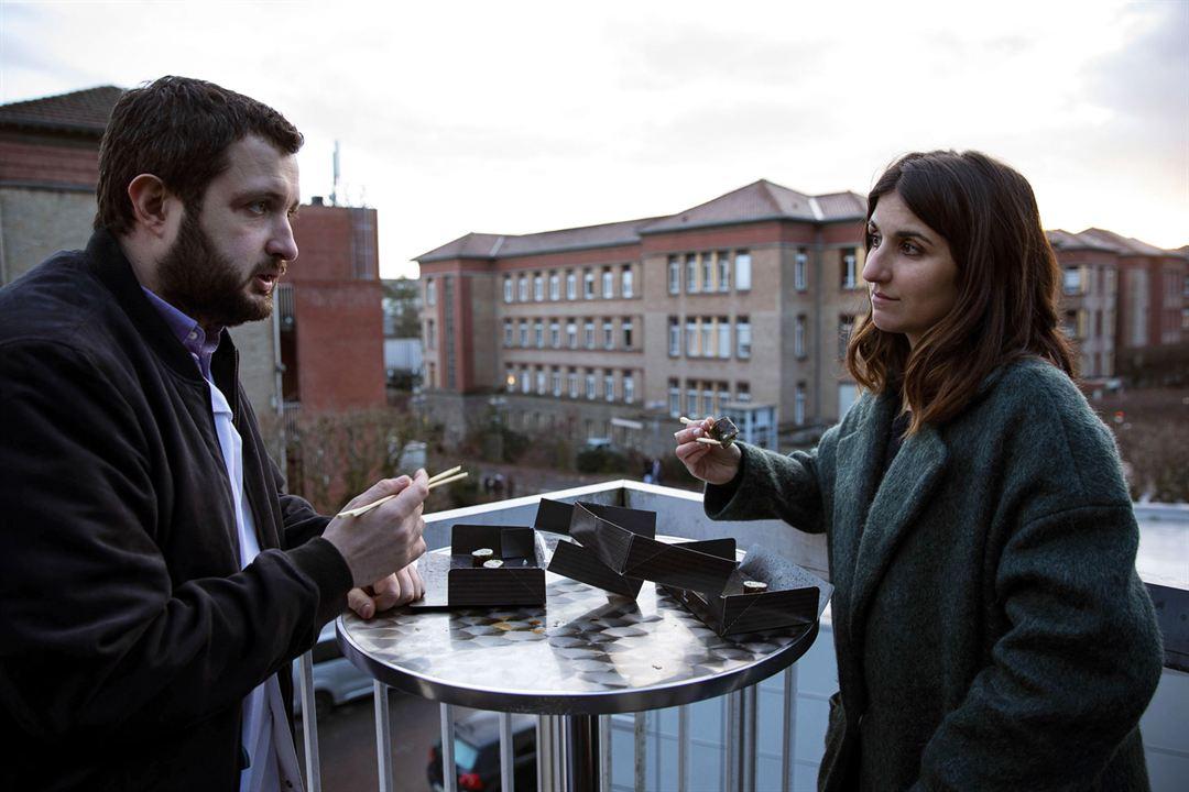 Foto Géraldine Nakache, Karim Leklou