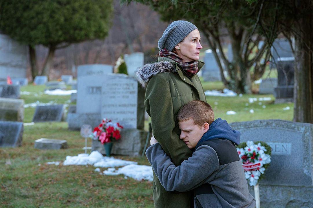 El regreso de Ben : Foto Julia Roberts, Lucas Hedges
