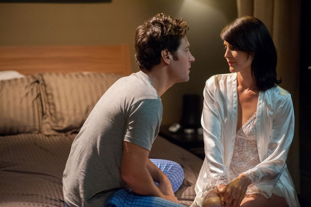 They Came Together : Foto Cobie Smulders, Paul Rudd