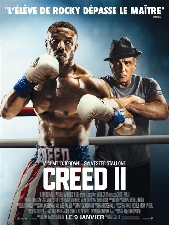 Creed II: La leyenda de Rocky : Cartel