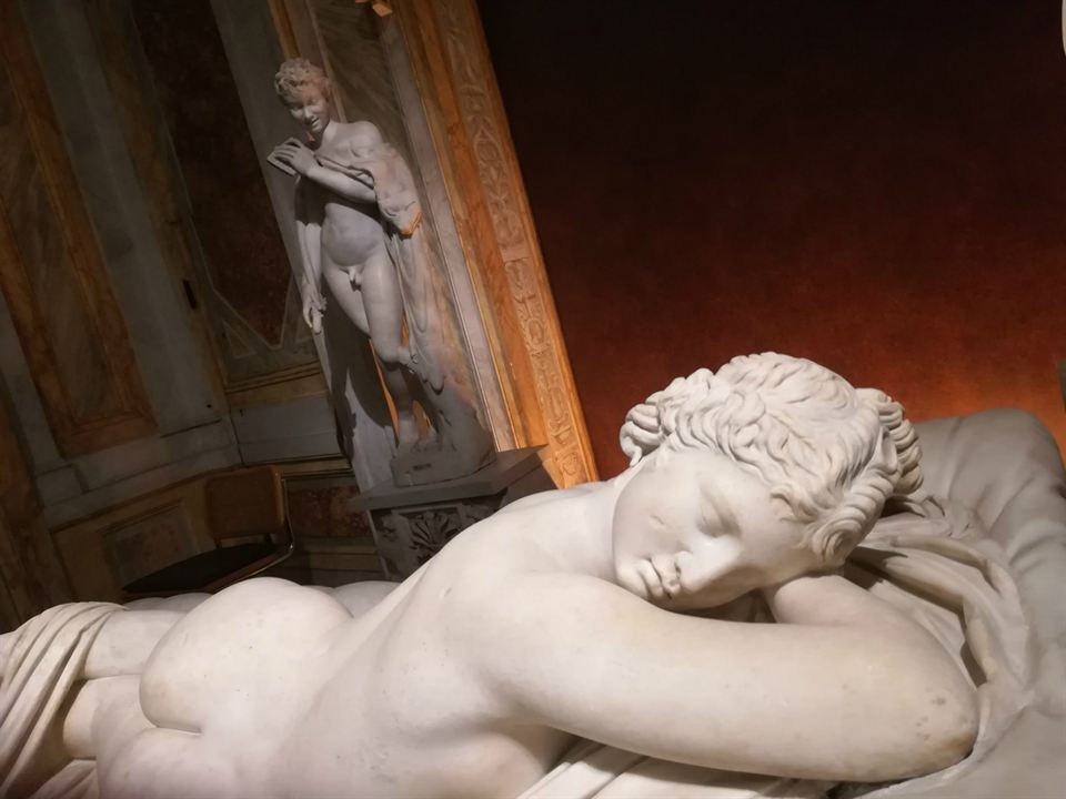 Bernini en la Galería Borghese : Foto
