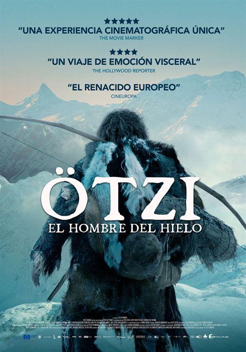 Ötzi, el hombre del hielo : Cartel