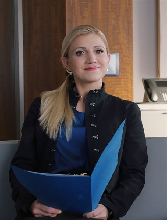 Jefa por accidente : Foto Annaleigh Ashford