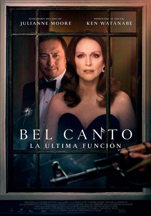 Bel Canto (La última función) : Cartel