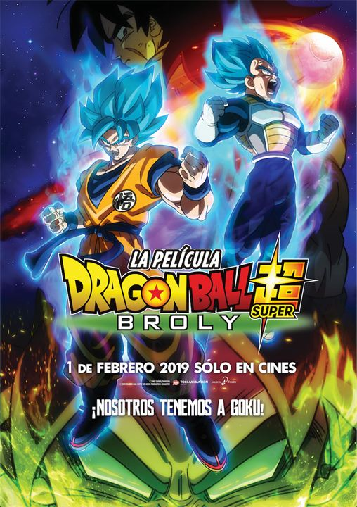 Dragon Ball Super: Broly : Cartel