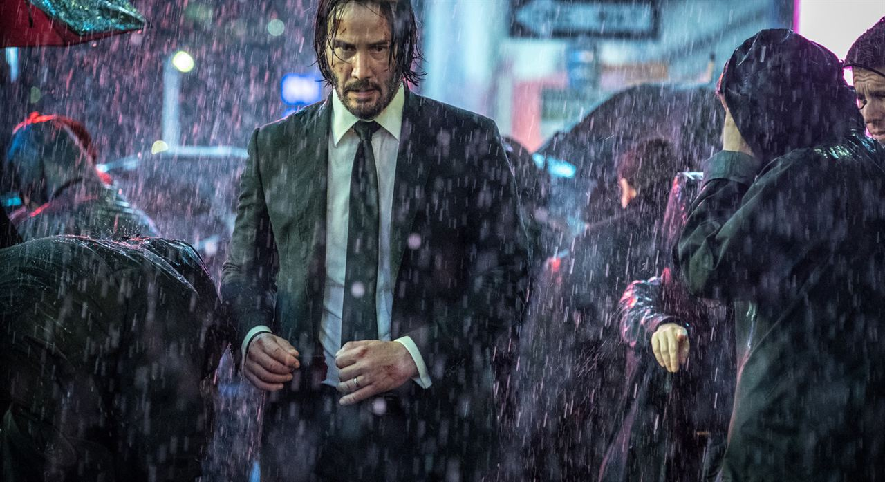 John Wick: Capítulo 3 - Parabellum : Foto Keanu Reeves