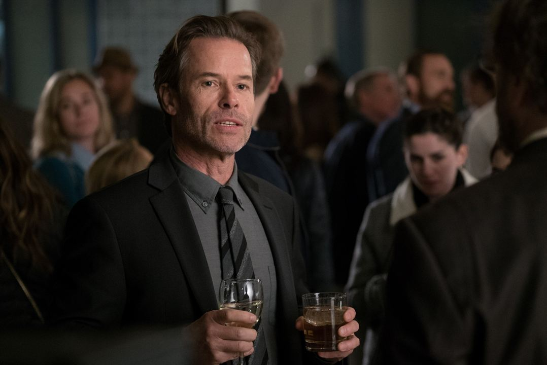 Falsa evidencia : Foto Guy Pearce
