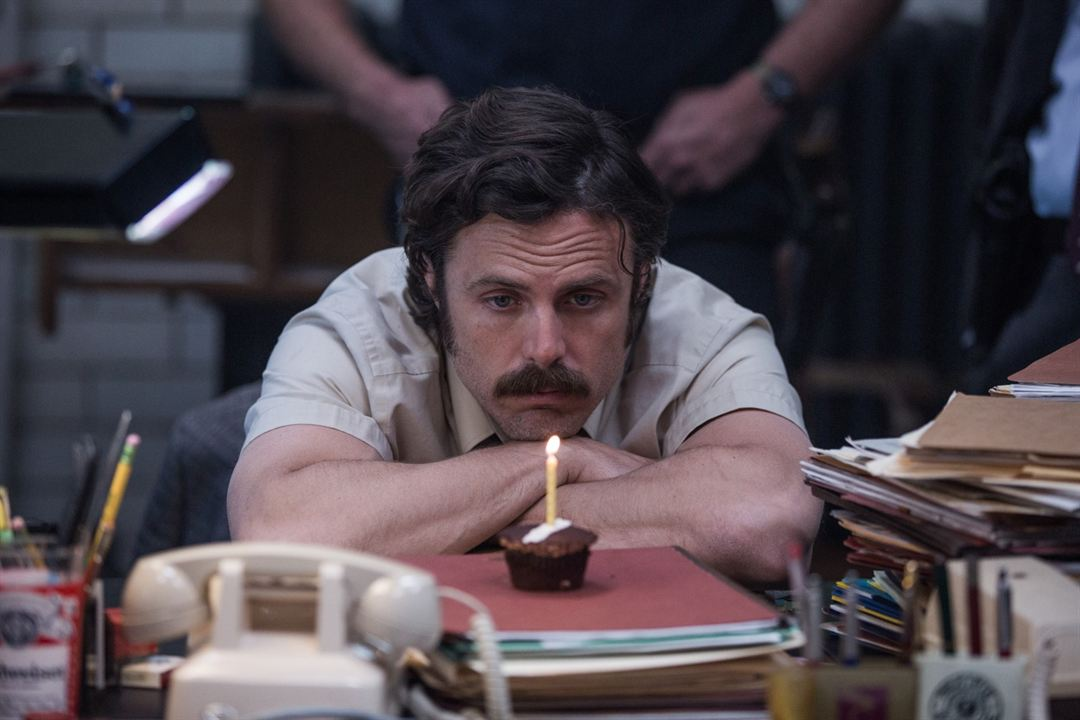 The Old Man & The Gun : Foto Casey Affleck