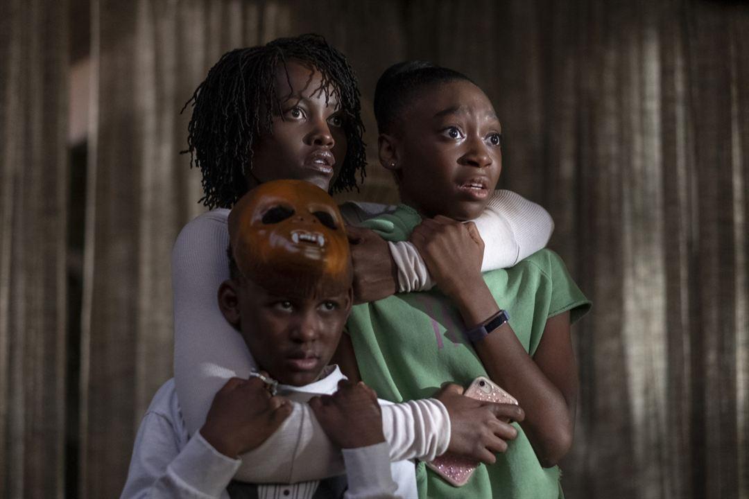 Nosotros : Foto Lupita Nyong'o, Shahadi Wright Joseph