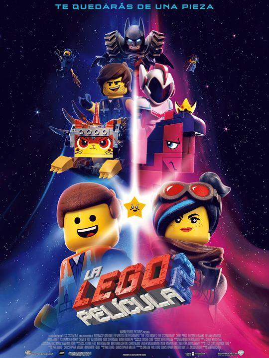 La Lego película 2 : Cartel